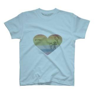 Rainbow. T-shirts