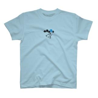 tanka/とり(シンプル) T-shirts