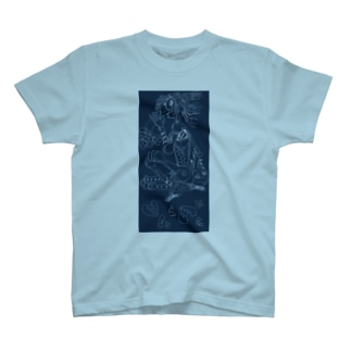 こころ半袖T T-shirts