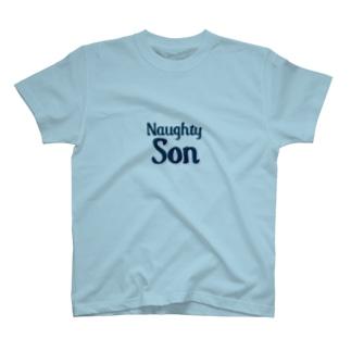 Family♥︎わんぱくな息子 T-shirts