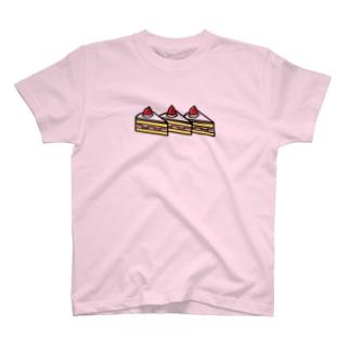 cakes Tシャツ