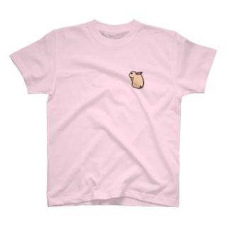 たそがれうさぎ Tシャツ