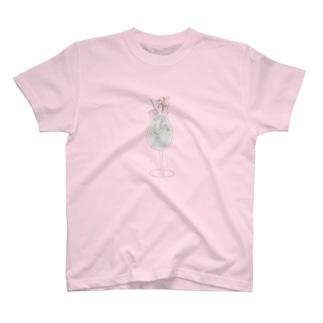 メロンソダ子ちゃん Tシャツ