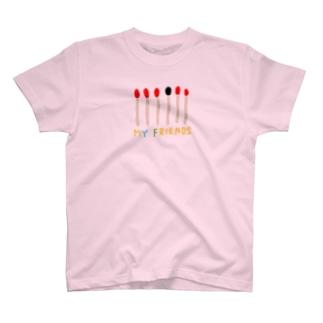 マッチング Tシャツ