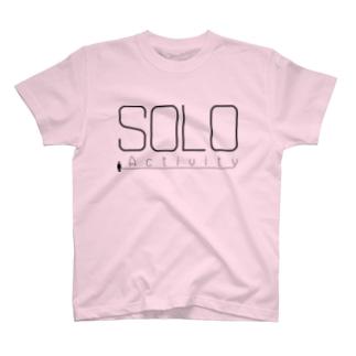 SOLO Activity [Black] Tシャツ