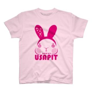 うさピット Tシャツ