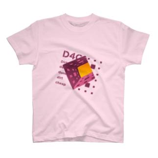D4C Tシャツ