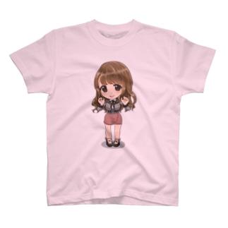 ぽんこつ商店公式グッズ  SDここなし Tシャツ