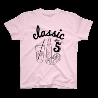 ダンカンショップのafter5 Tシャツ