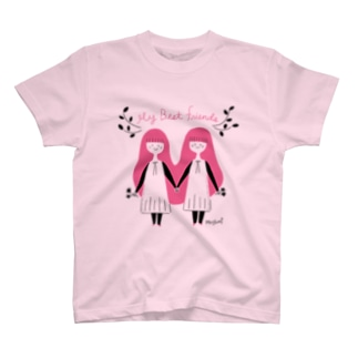 DailyDoodle ベストフレンド Tシャツ