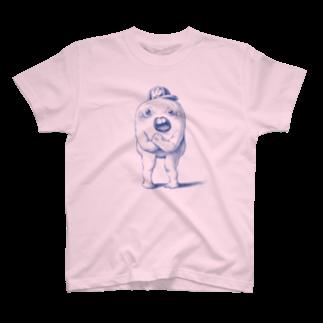 キャットタング鈴原のさちおくんTシャツ