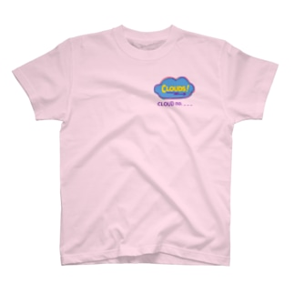 CLOUDS ss0 Tシャツ
