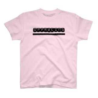 OPPRacing design 01 Tシャツ