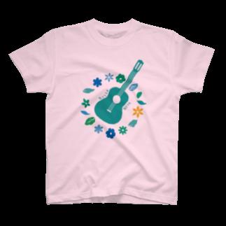 夏ぼさT Tシャツ