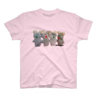 ポワラだらけ🐨 Tシャツ