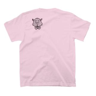今ロゴ人狼くん T-shirts