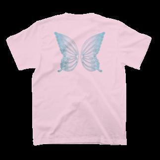 メルティカポエミュウのメルティカポエミュウ T-shirtsの裏面