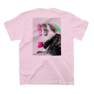 ラガヴーリンのあくび T-shirts