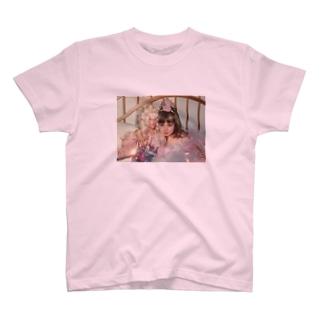 cuteなガールですよって T-shirts