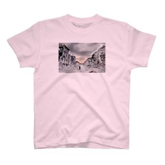 barricade T shirt T-shirts