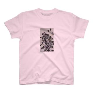 Black Rose T-shirts