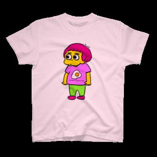 ぽにぽに通信ショップのqp_only T-shirts