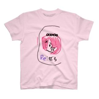 ぜろグッズ T-shirts