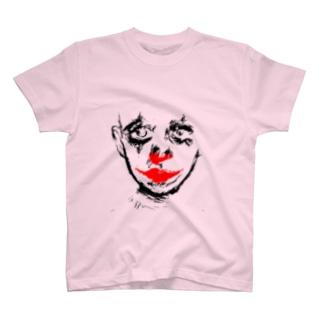 clown plain T-shirts