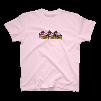 ameyoのcakes T-shirts