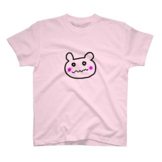 赤らめるん のべんねこ T-shirts