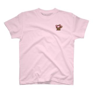 依存くまたん T-shirts