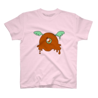 ひとつ目んだこシャツ T-shirts