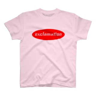 exclamat!on T-shirts