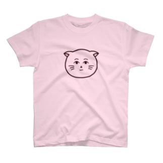 クールなネコヒトさん T-shirts