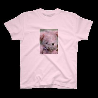 生駒愛のくまちゃん♪ T-shirts