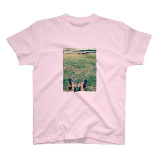 南の島の過ごし方 T-shirts