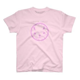 gg『アルパカのペコラちゃん』 T-shirts