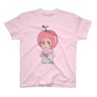 えみりんごちゃん T-shirts