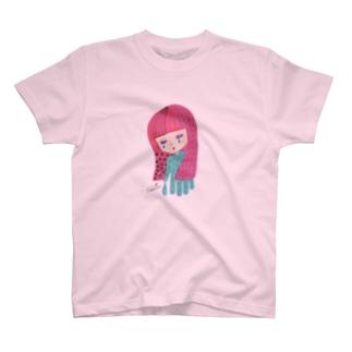 夜が来た T-shirts