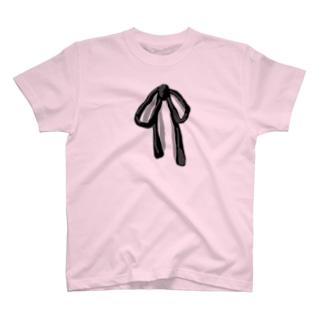 シンプルリボン T-shirts