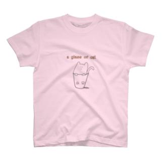 コップ猫 T-shirts