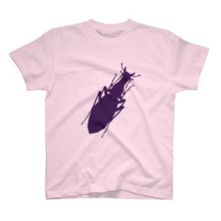 マイマイカブリ T-shirts
