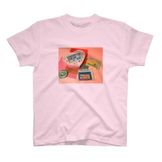 ときめき☆ゲ~ム T-shirts