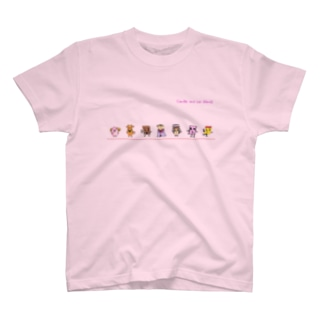 Camille and her friends T-shirts