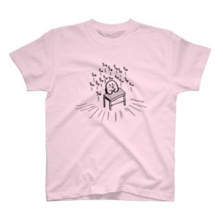 もっちせんぱい T-shirts