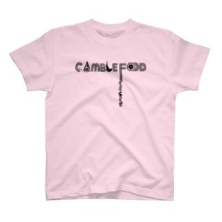【本人達も愛用】ギャンブルフード T-shirts