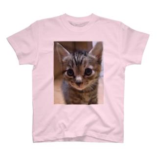 キミを見つめてる T-shirts