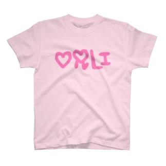 ♡兄LI T-shirts