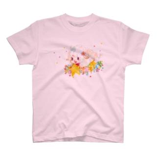 星の羊 メルベル T-shirts