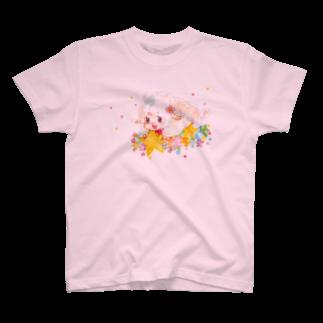 あべの星の羊 メルベル T-shirts